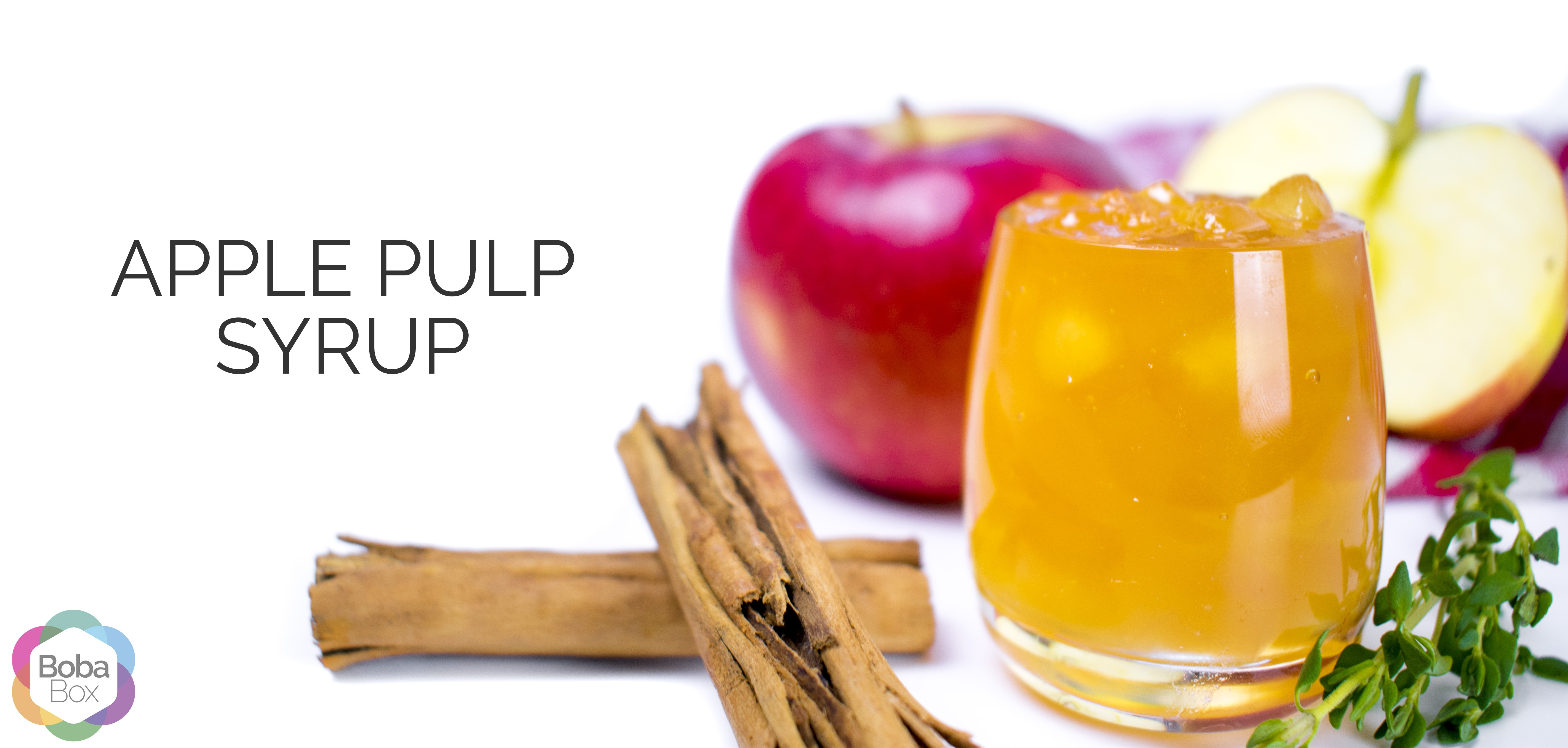 Apple Pulp Syrup