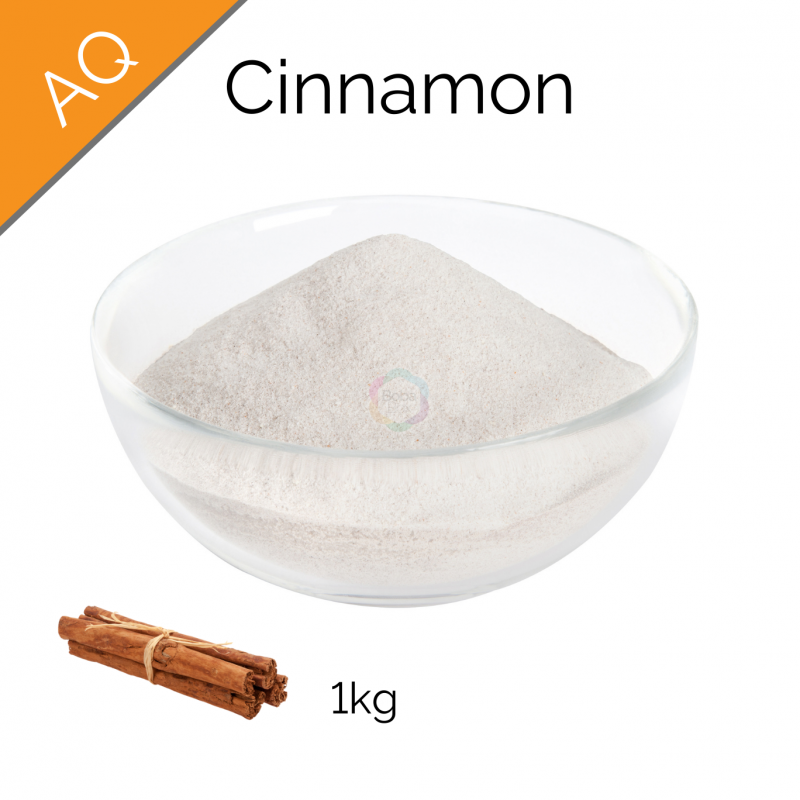 AQ Cinnamon Flavoured Powder (1kg bag)