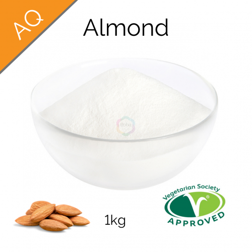 AQ Almond Flavoured Powder (1kg bag)