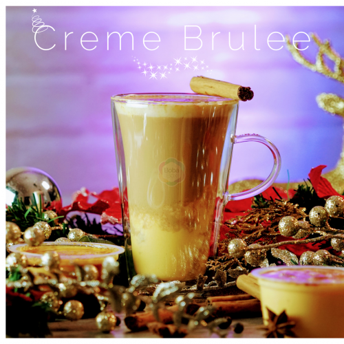 Winter Kit - Christmas Creme Brulee