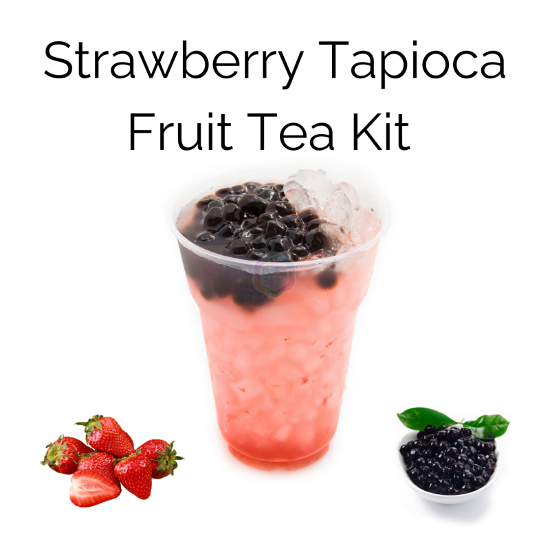 Summer Edition Kit - Strawberry Fruit Tea