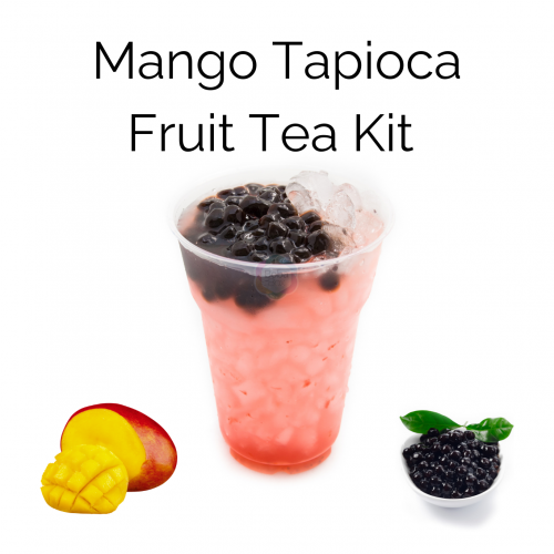 Summer Edition Kit - Mango Fruit Tea
