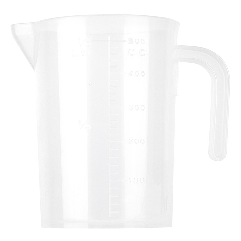 Syrup Measuring Cup (500ml) (1 pc)