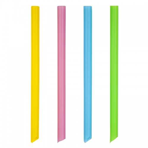 12mm Fat Straws - Loose 20cm