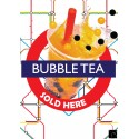 Bubble Tea London Poster (A2)