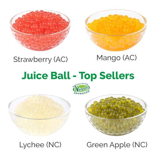 * Juice Balls - Top Sellers