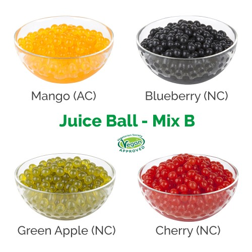 * Juice Ball - Mix B