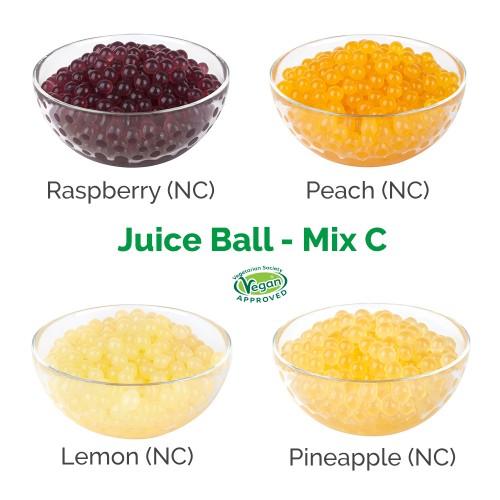 * Juice Ball - Mix C