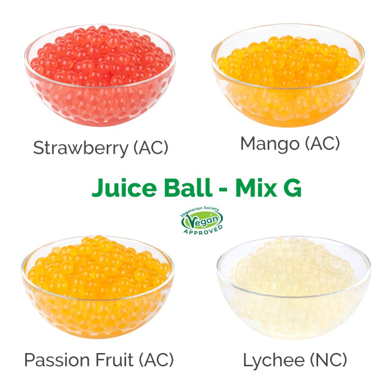 * Juice Ball - Mix G