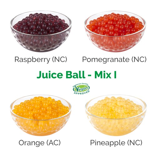 * Juice Ball - Mix I