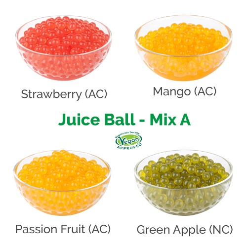* Juice Ball - Mix A