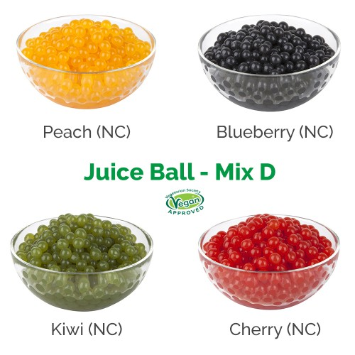 * Juice Ball - Mix D