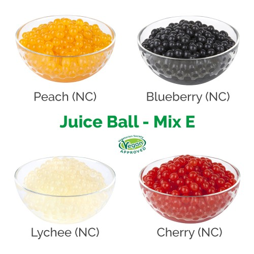 * Juice Ball - Mix E