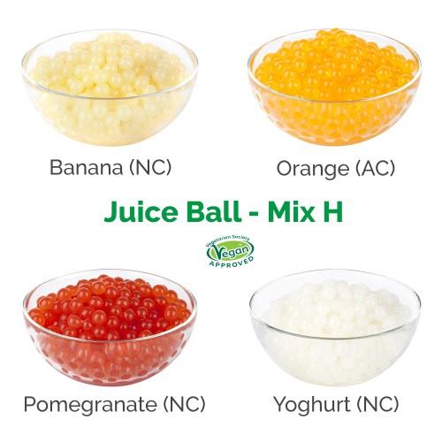 * Juice Ball - Mix H