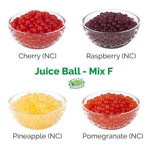 * Juice Ball - Mix F