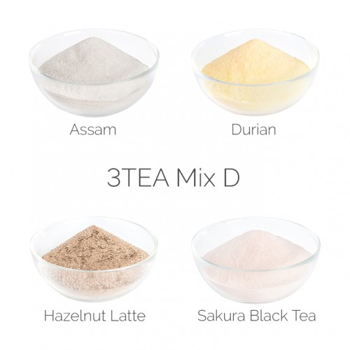 MIX D - 3TEA (4x1kg bags)