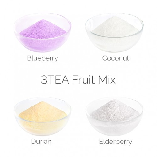 MIX - 3TEA Fruit (4x1kg bags)