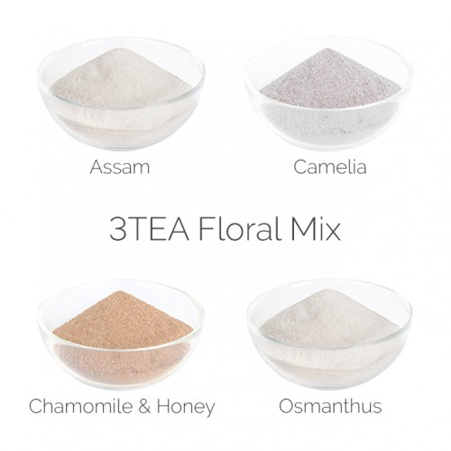 MIX - 3TEA Floral (4x1kg bags)