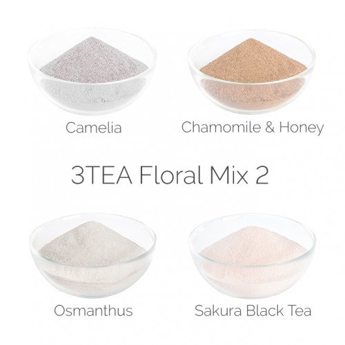 MIX 2 - 3TEA Floral