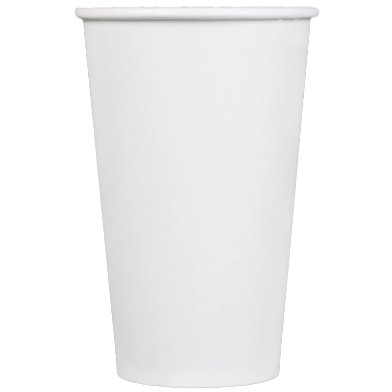 Paper Cups - 500ml - 90mm Diameter