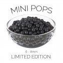 *Mini Pops* Blueberry Flavoured 6-8mm Juice Balls (NC) (3.2kg tub)