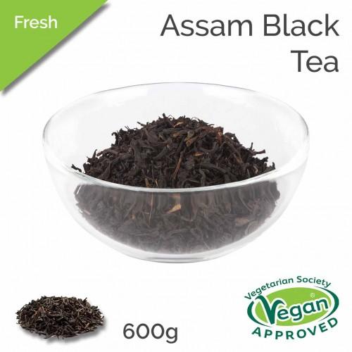 Fresh Tea - Assam Black Tea (600g bag)
