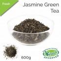 Fresh Tea - Jasmine Green Tea Leaf (600g bag)