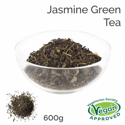 Jasmine Green Tea (600g bag)