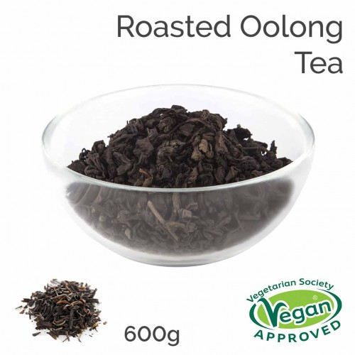 Roasted Oolong Tea (600g bag)