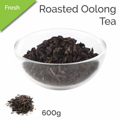 Fresh Tea - Roasted Oolong Tea (600g bag) (BBD 11 March 2021)