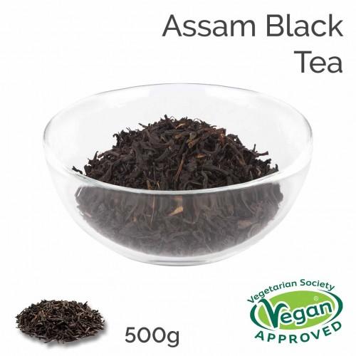 Assam Black Tea (500g bag)