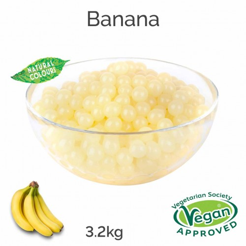 Natural Banana Juice Ball (3.2kg tub)