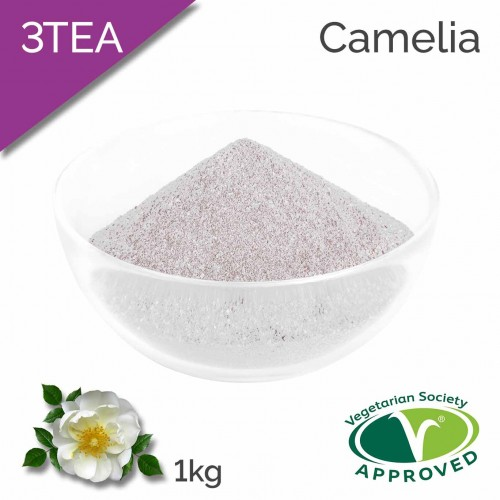 3TEA Camelia Milk Flavoured Powder (1kg bag)