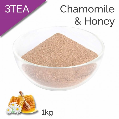 3TEA Chamomile & Honey Tea Flavoured Powder (1kg bag)
