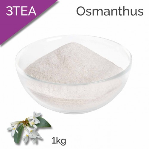 3TEA Osmanthus Tea Flavoured Powder (1kg bag)