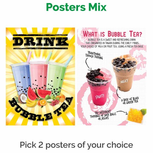 Posters - Mix A