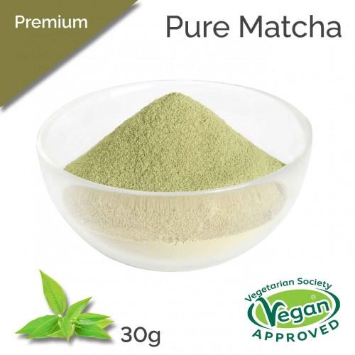 Premium - Pure Matcha (30g tin)