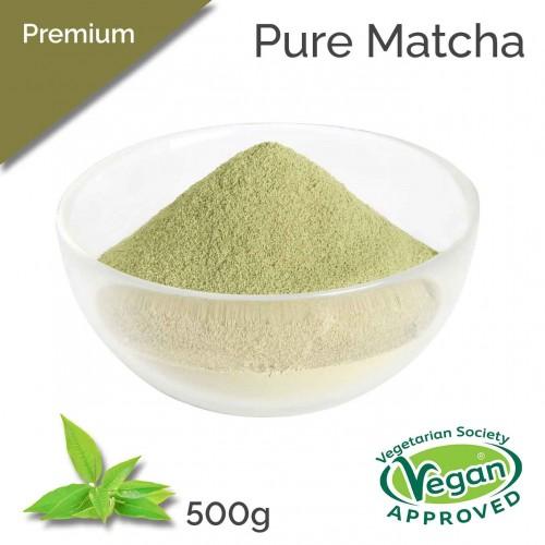 Premium - Pure Matcha (500g)