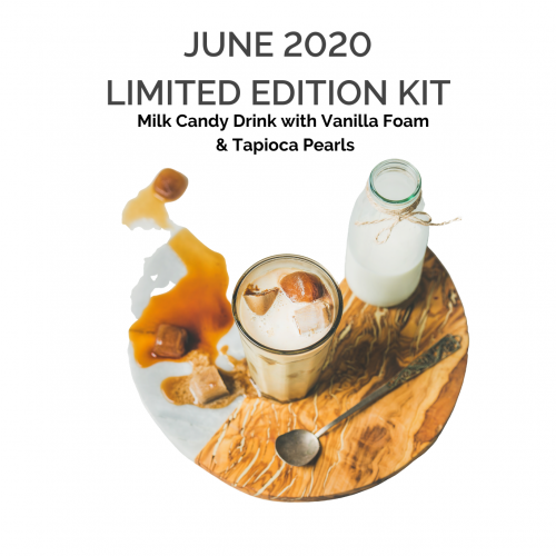 June 20 Limited Edition Kit - Milk Candy