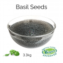 Basil Seeds (3.3kg) (BBD 27 Aug 2021)