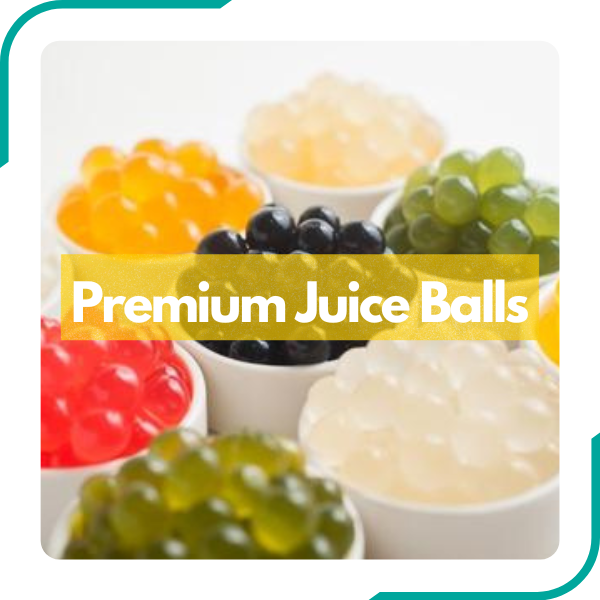 Premium Range Juice Balls