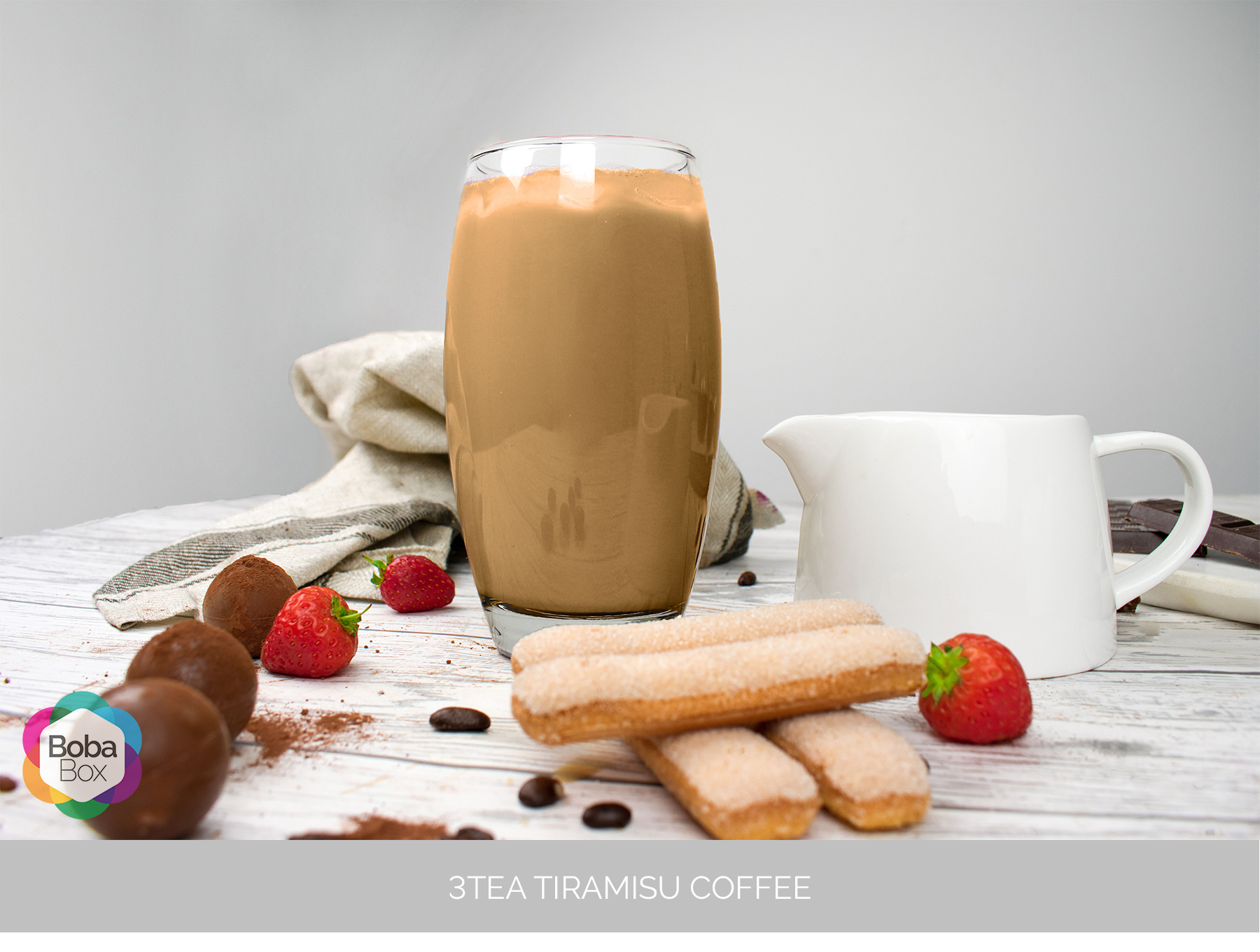3TEA Tiramisu Coffee