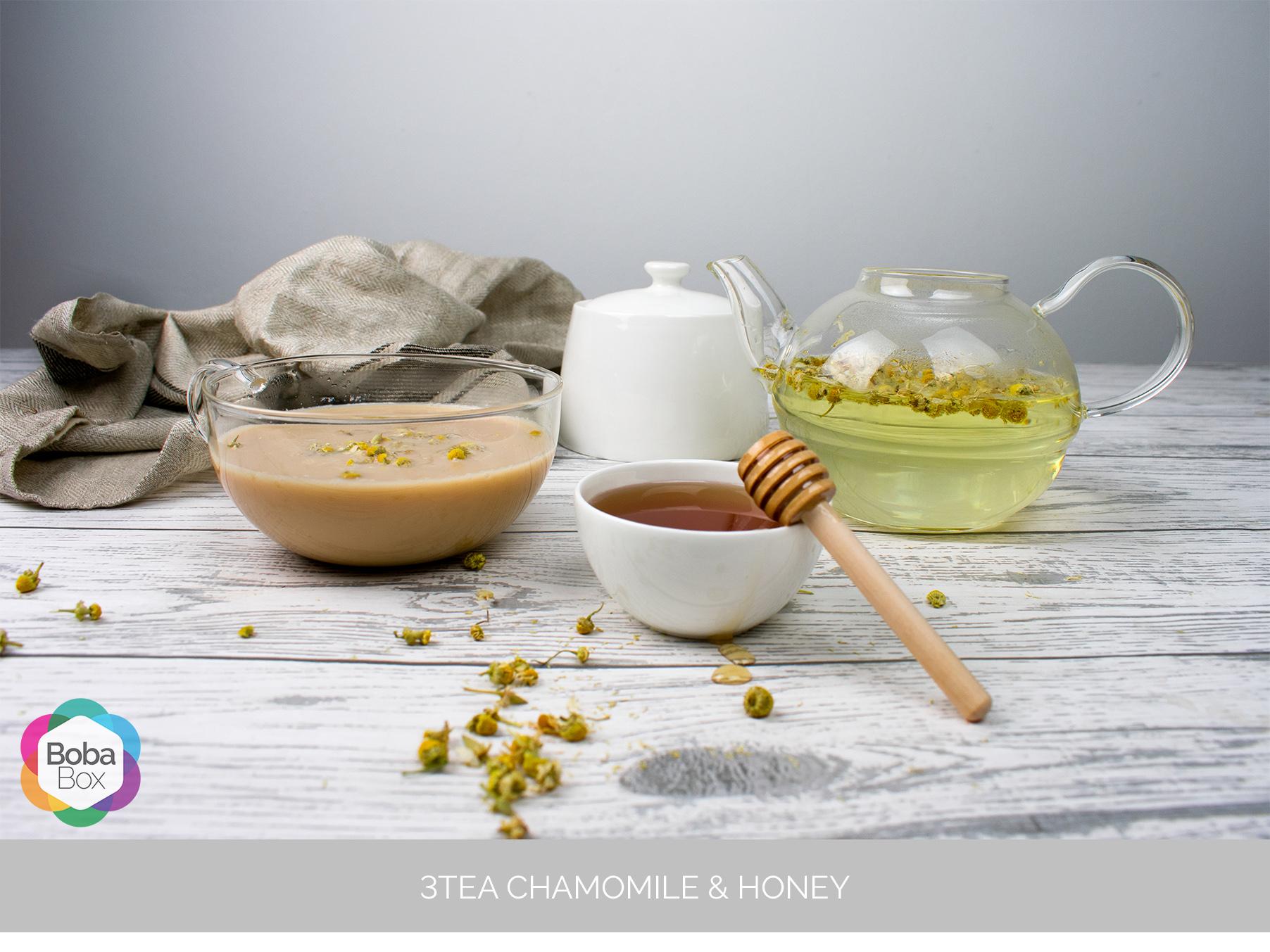 3TEA Chamomile & Honey
