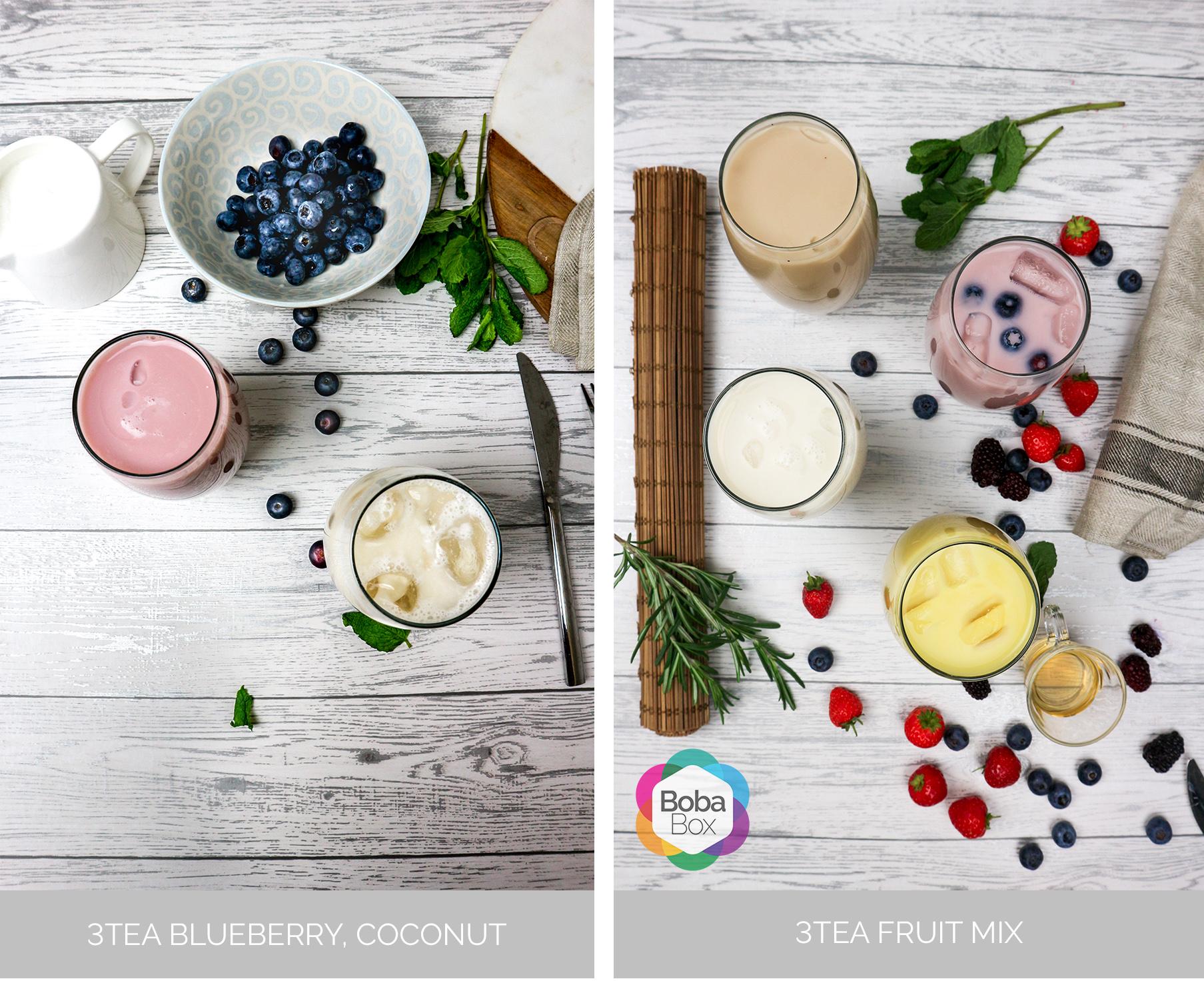3TEA Fruit Mix