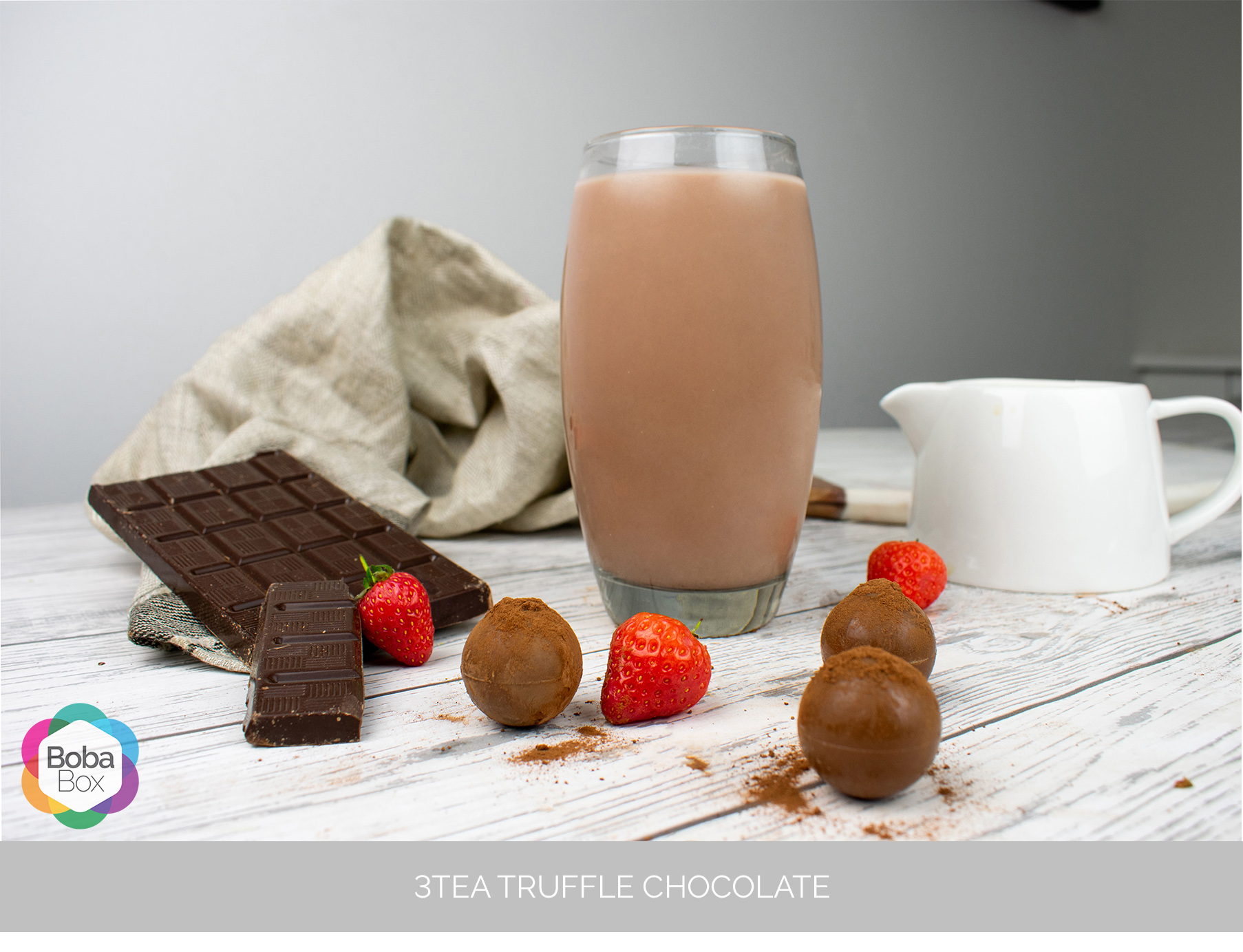 3TEA Truffle Chocolate
